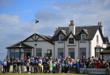 Royal Aberdeen clubhouse